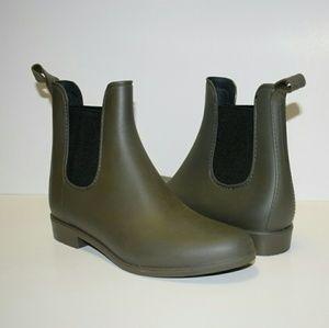 Women's Chelsea Rain Boots NWOT